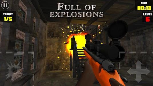 Ultimate Shooting Sniper Game 1.1 screenshot 7