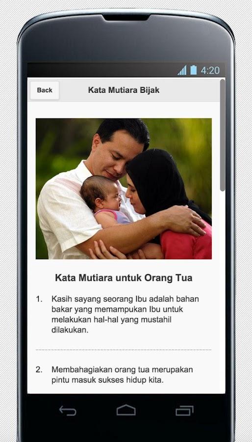 Kata Bijak Mutiara Motivasi 100 Apk Download Android