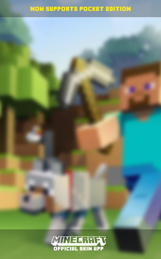 Minecraft Skin Studio APK Download Android Simulation Games - Minecraft skin stealer name mc