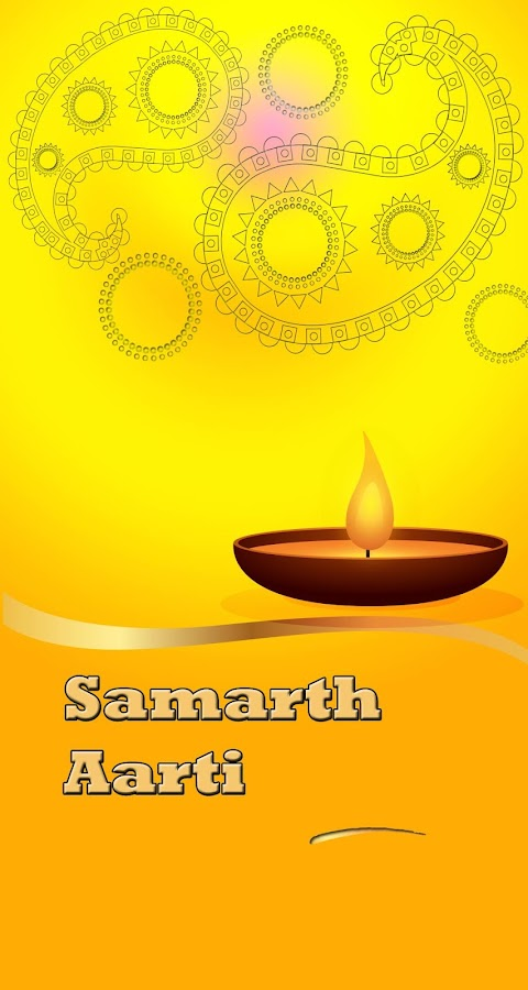 Swami Samarth Aarti 3 0 APK Download - Android Lifestyle Apps