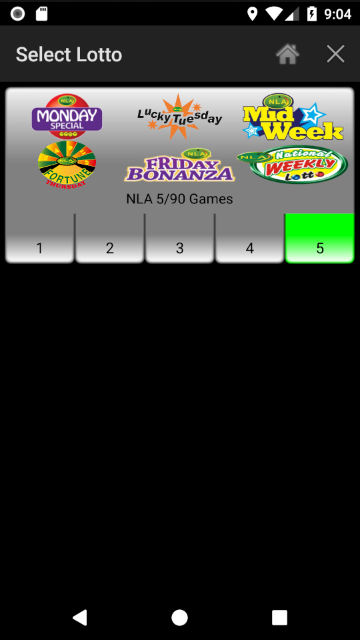 Lotto Number Generator for Ghana 2 0 0 APK Download - Android Tools Apps