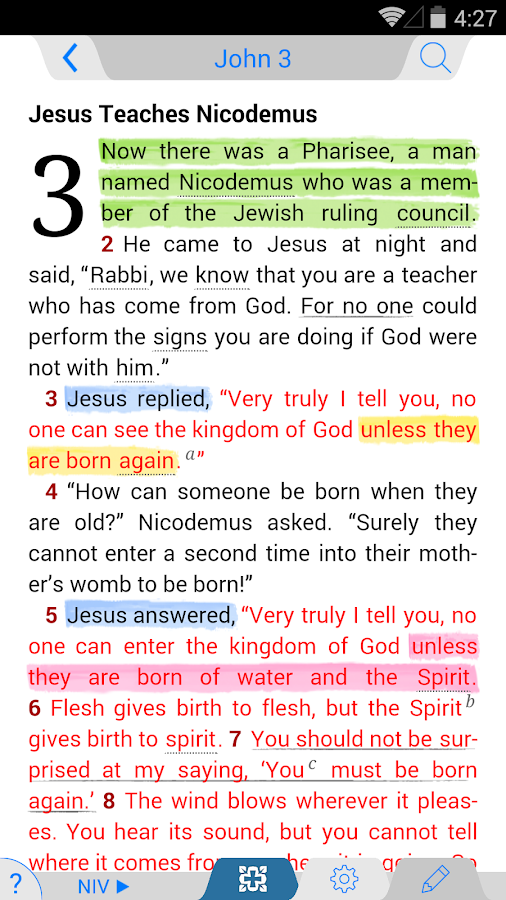NIV Study Bible 7 16 5 APK Download - Android Books