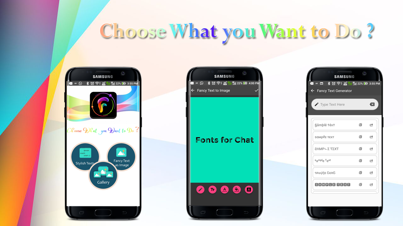 Fonts for whstApp 2018 0 0 5 APK Download - Android