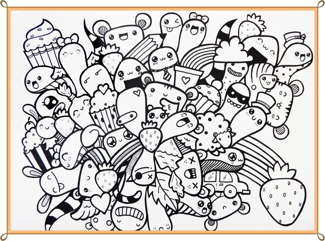 Download Doodle Art Design Ideas