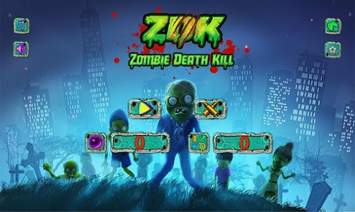 ZDK Zombie Death Kill 1.9 screenshot 1