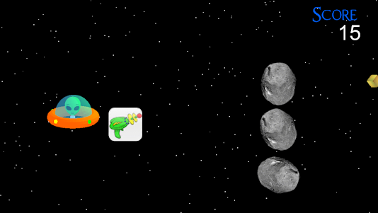 U.F.O Escape 1.1 screenshot 8
