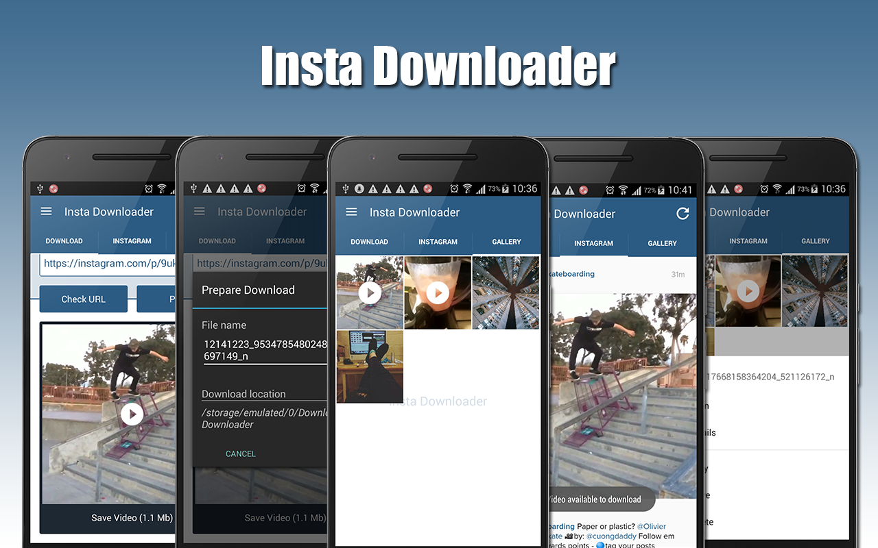 Insta Downloader Pro 2 1 8 APK Download - Android Tools Apps