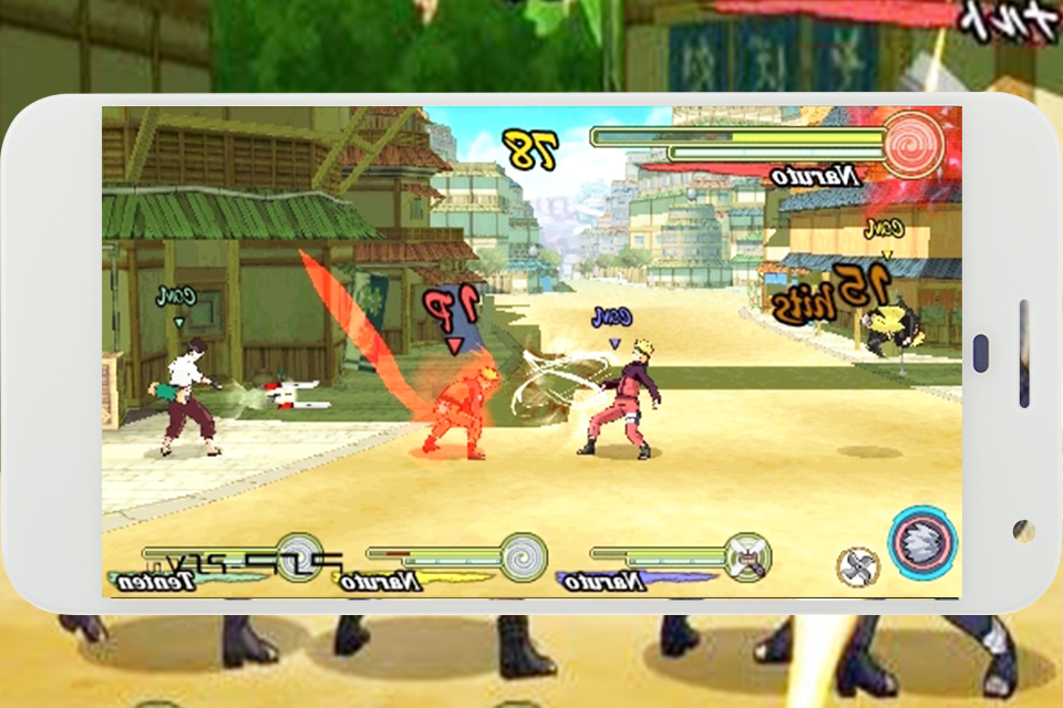 download naruto ultimate ninja impact apkpure