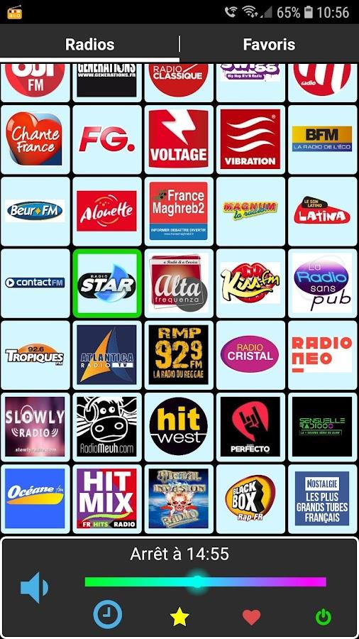Radios Françaises 2 6 APK Download - Android Music & Audio Apps