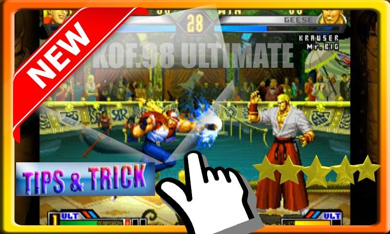 king of fighters 98 apk download