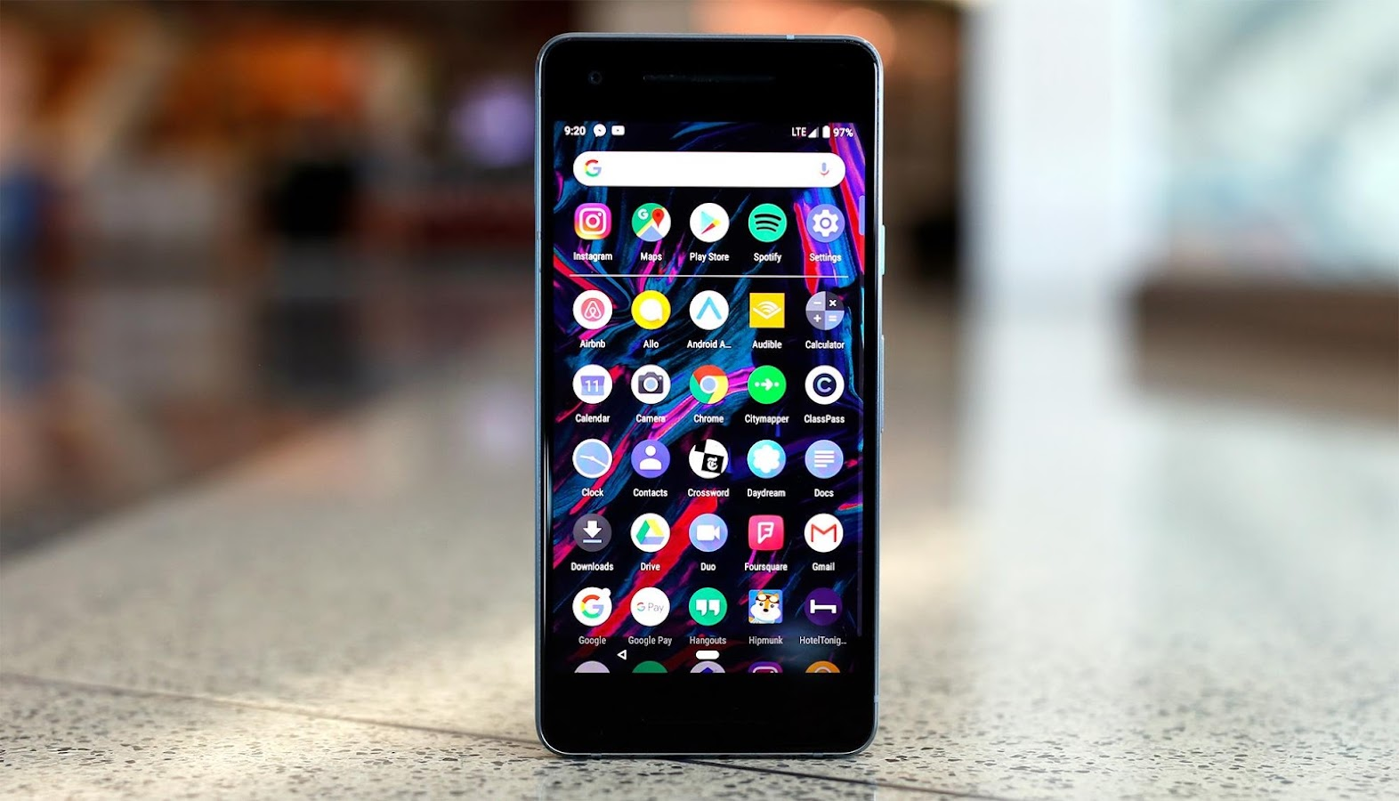 Pie Launcher for Android P 9 0 1 3 APK Download - Android
