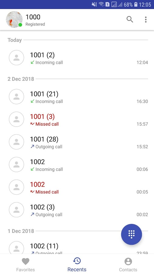 Calls - SIP VoIP Softphone 3 0 0 APK Download - Android