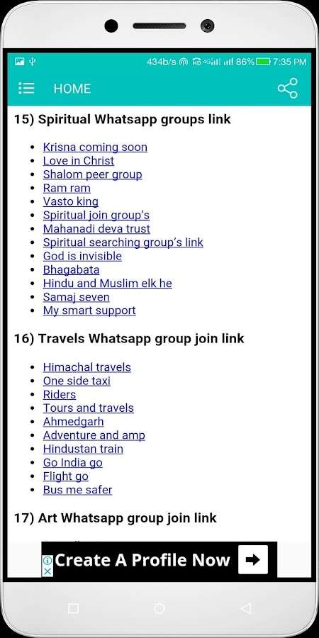 Latest 10K + Group Joining Link 3 1 APK Download - Android