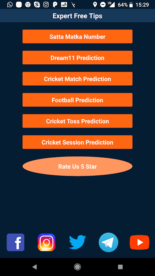 Dream11 Predictions For Today Cricket Match 1 3 APK Download