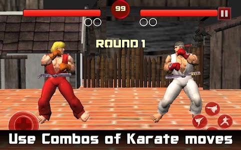 Karate Fighter - Taekwondo Kung fu Tiger Combat 3D  screenshot 1