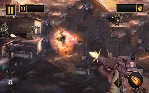Modern Action Commando Fps : Mountain Sniper Shoot 1.0.1 screenshot 5