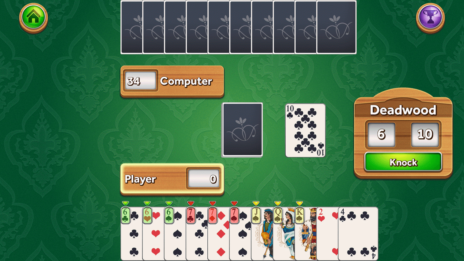 Gin Rummy Deluxe 131 Apk Download Android Card Games