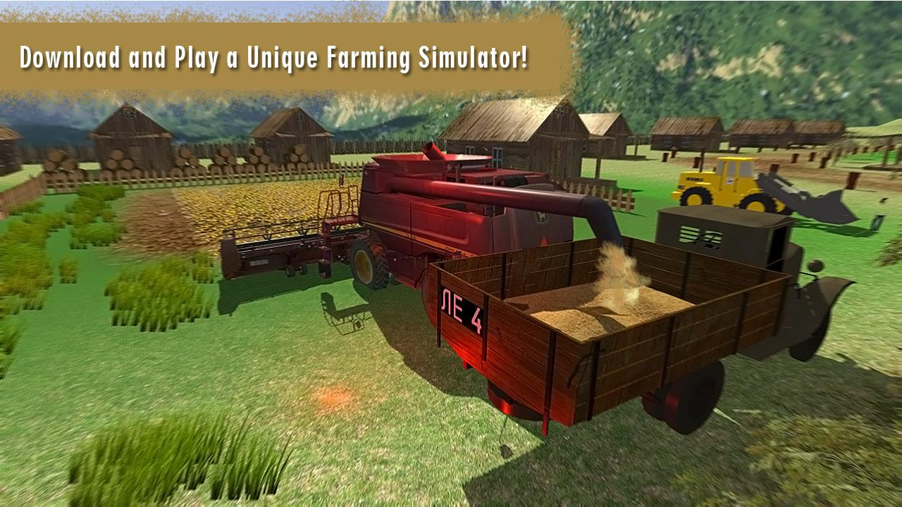 Real Farming Simulator 2018 1 3 APK Download - Android