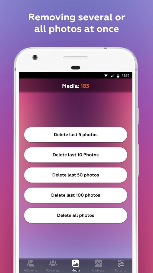 Cleaner For Instagram Cloud Upgrade Apk How To Delete