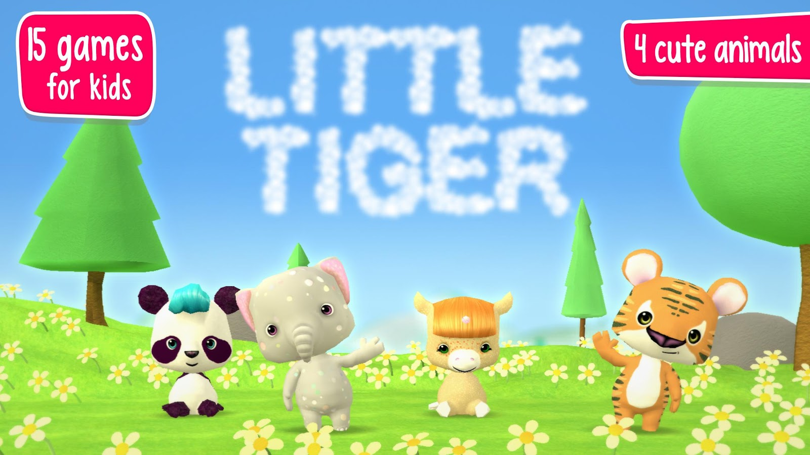 Little Tiger - Firefighter Adventures 1 3 1 APK Download