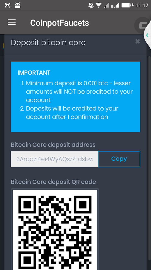 Coin faucets earn free crypto coins  1 8 APK Download - Android