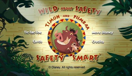 Disney Wild About Safety  screenshot 1