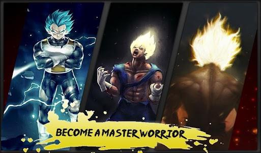 Superstar Saiyan Goku Fighting: Superhero Battle 1.0 screenshot 10