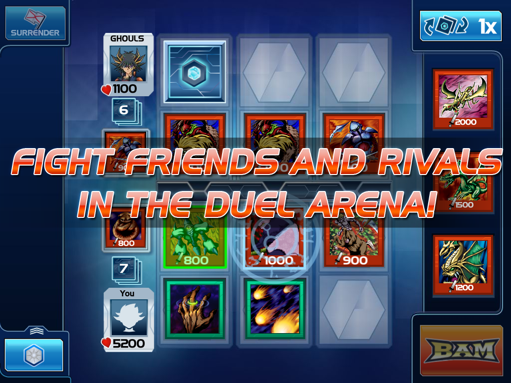 yugioh duel links apk mirror