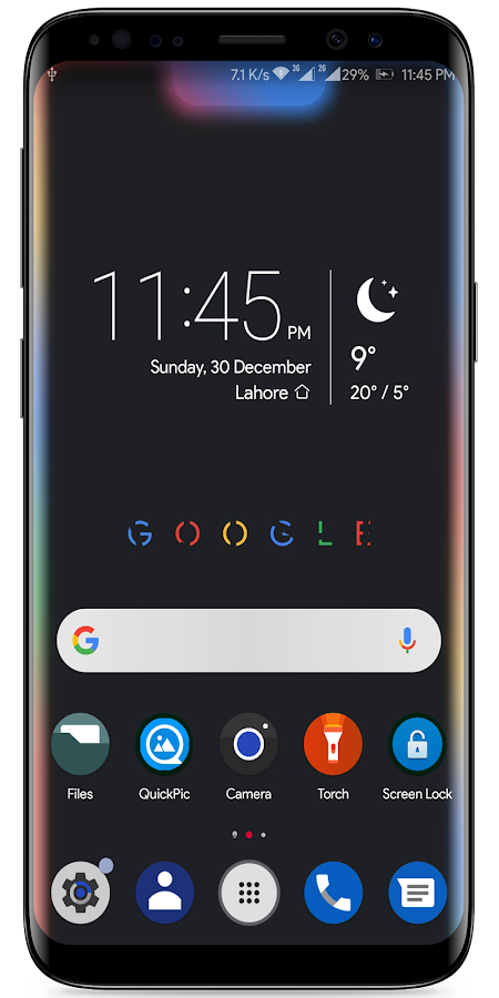 Pixel 3 Dark Theme for Huawei 1 7 APK Download - Android