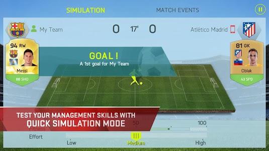 FIFA 15 Ultimate Team 1.7.0 screenshot 3