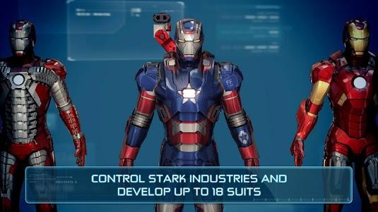 Iron Man 3 - The Official Game 1.6.9 screenshot 4