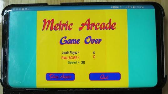 The Metric Arcade 1.0 screenshot 7