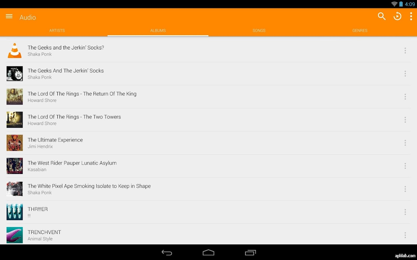 AVPlayer Pro APK Download - Android Tools Apps