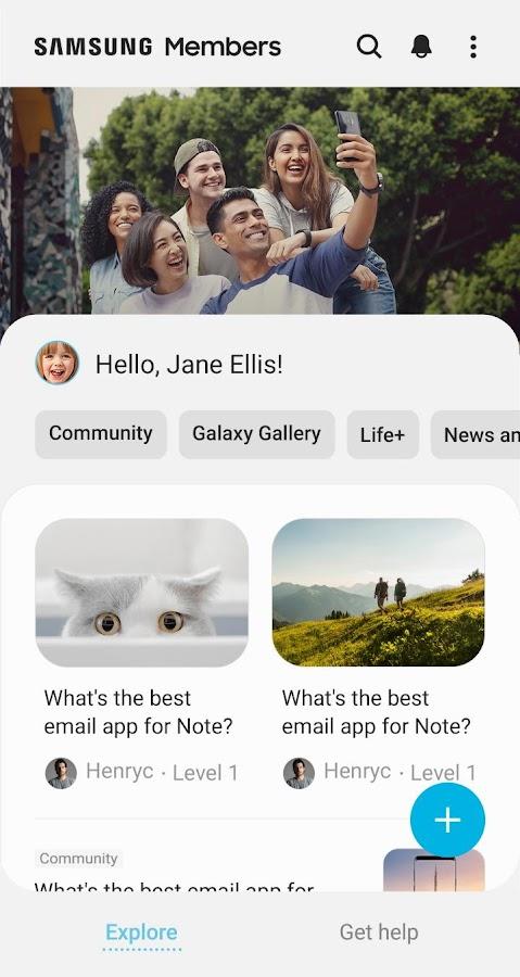 download samsung members app apk
