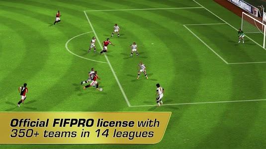Real Football 2012 1.6.1d screenshot 1