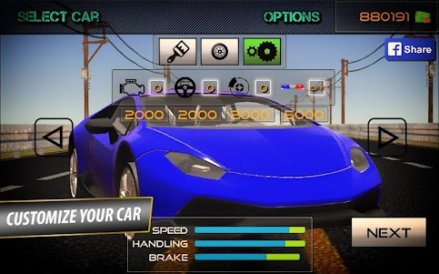 Traffic Racer - City Car Driving Games 1.6 screenshot 13