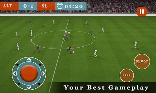 Football Strike Heros 2018 1.0 screenshot 5
