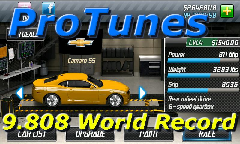 Drag Racing Pro Tunes 9 APK Download - Android Racing Games