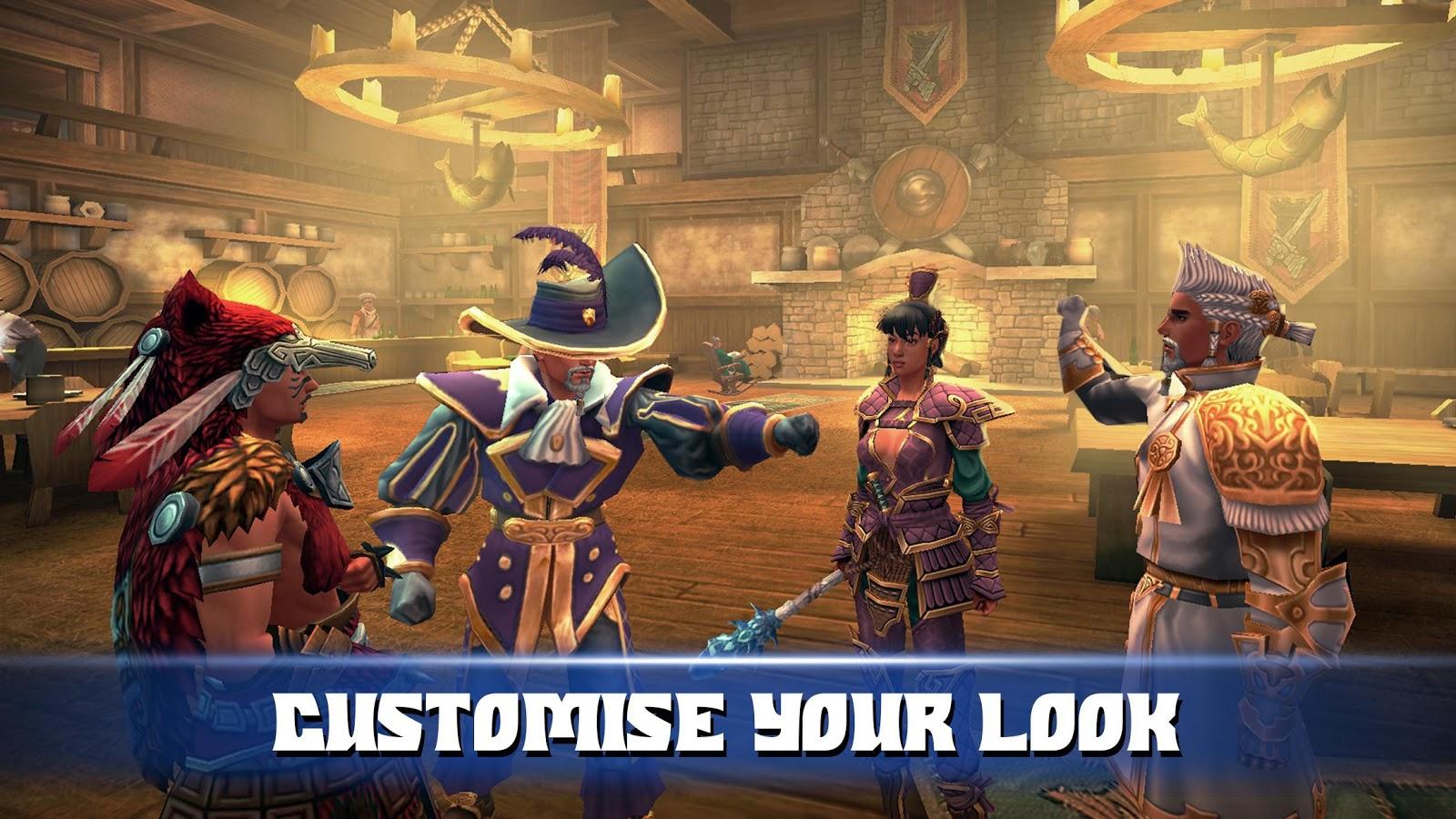 adventure quest 3d mod apk revdl