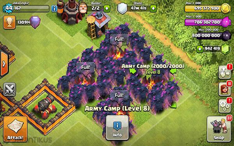 New fhx for coc 1.1.0 screenshot 4