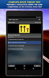 Motorcycle Theory Test UK Free 4.1 screenshot 6
