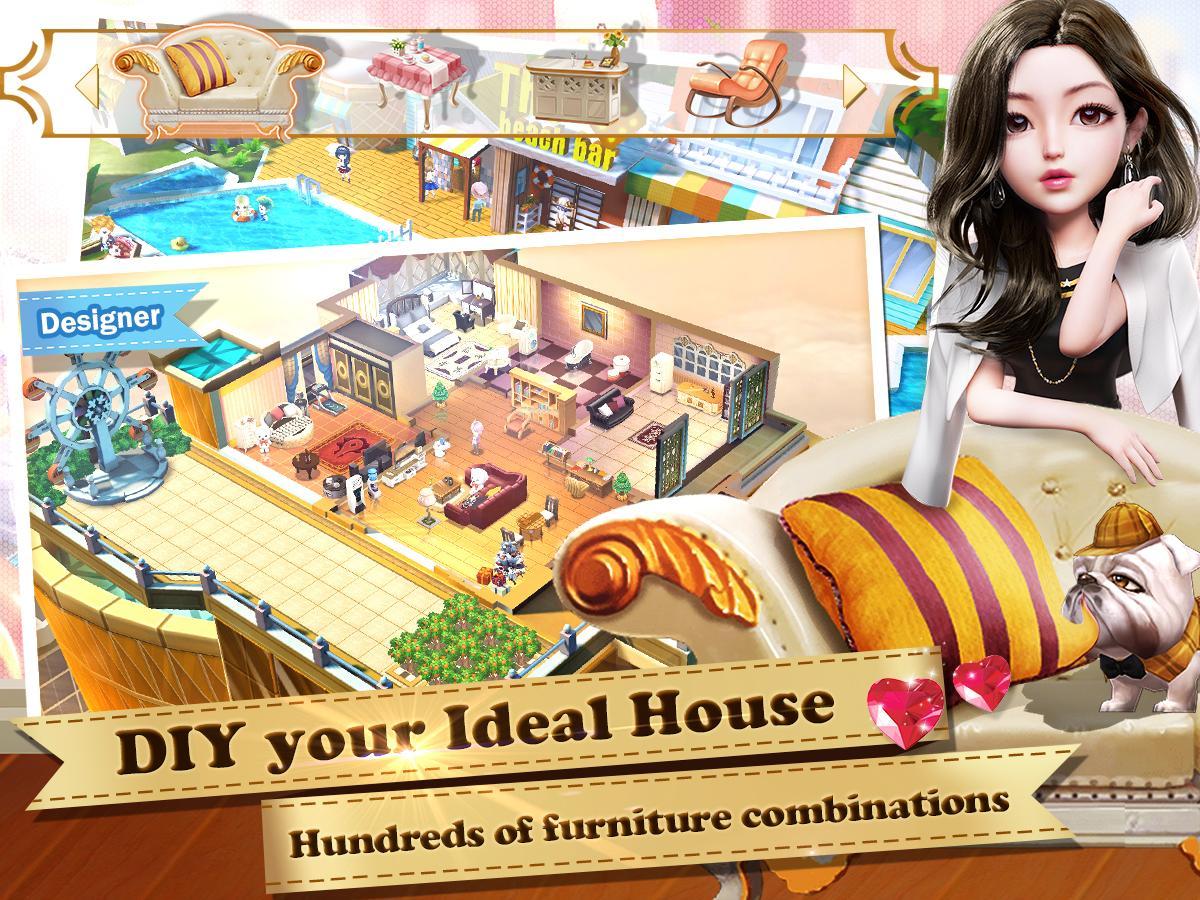 Dream Life-3D Social Sim Game 1018 Apk Download -8856