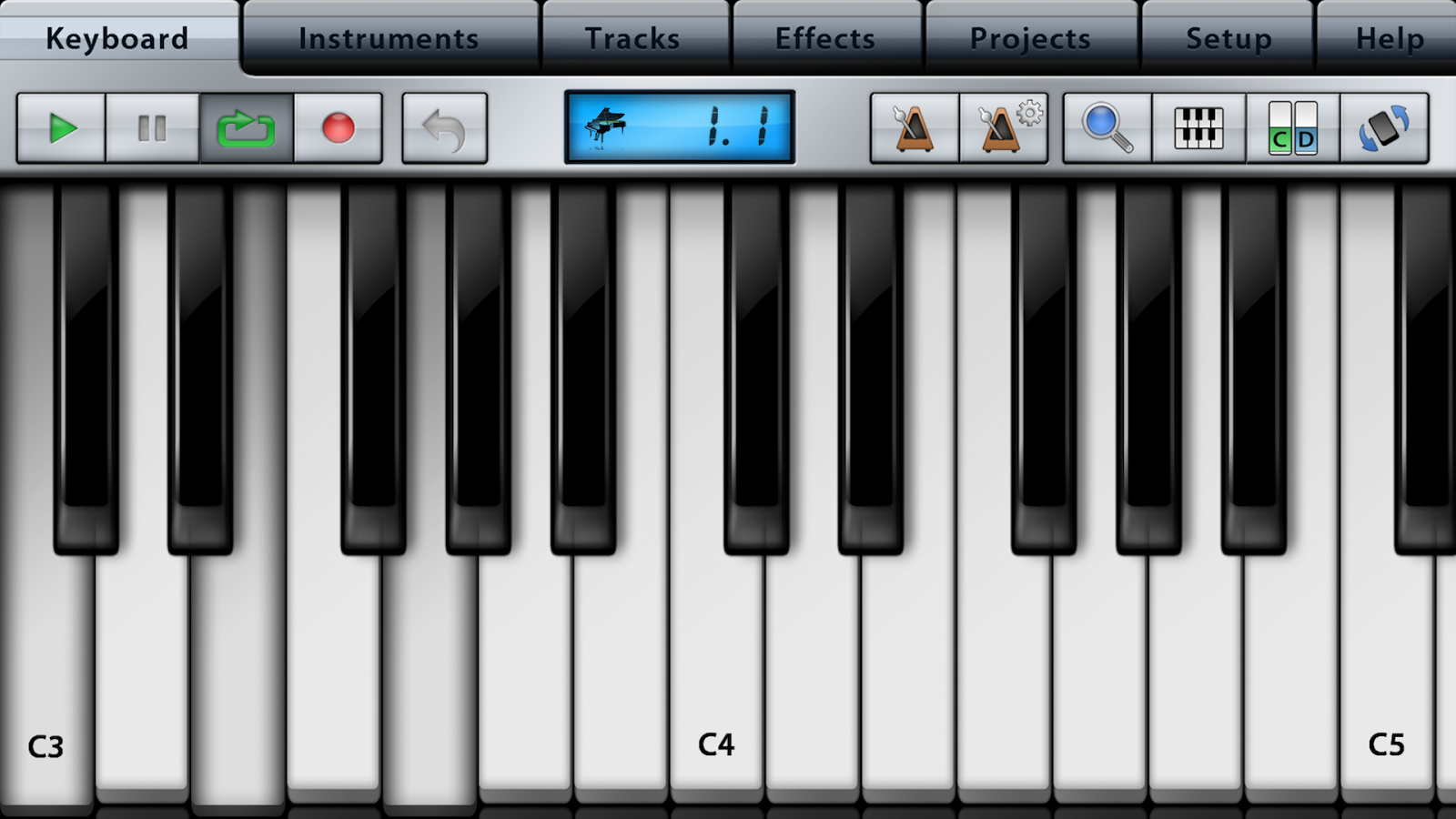 Music Studio Lite 2 1 2 APK Download - Android Music & Audio Apps