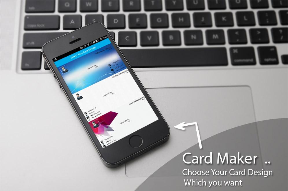 Card Maker 1 3 APK Download Android Business Apps