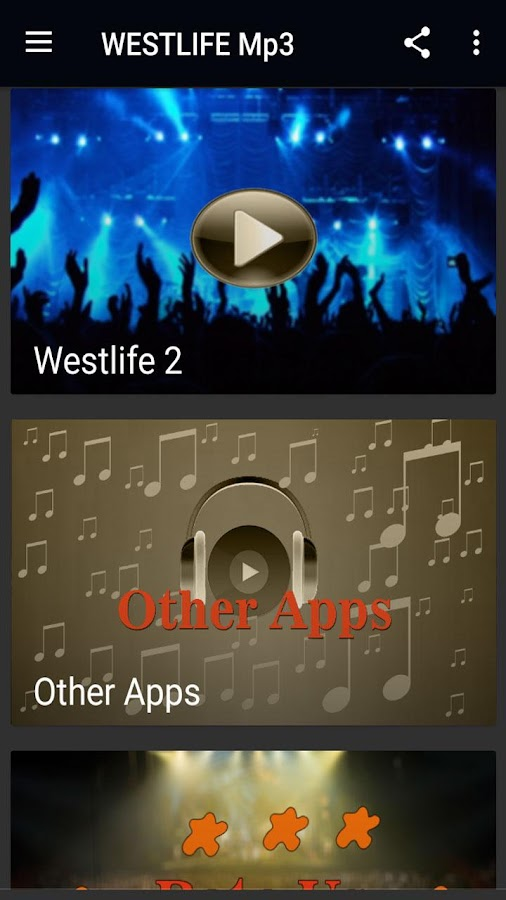 WESTLIFE Mp3 1 0 APK Download - Android Music & Audio Apps