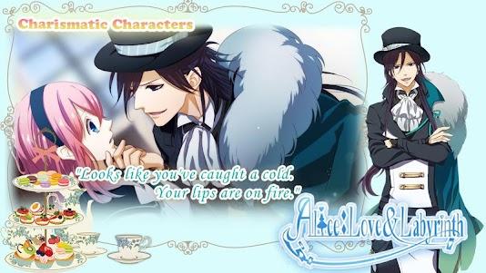 DatingSim-Alice:Love&Labyrinth 1.0.4 screenshot 4