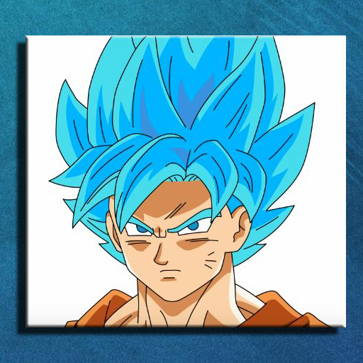 How To Draw Super Saiyan God Easy 1 1 Apk Download Android