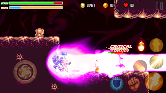 Battle Of Super Saiyan 2 1.1.0 screenshot 1