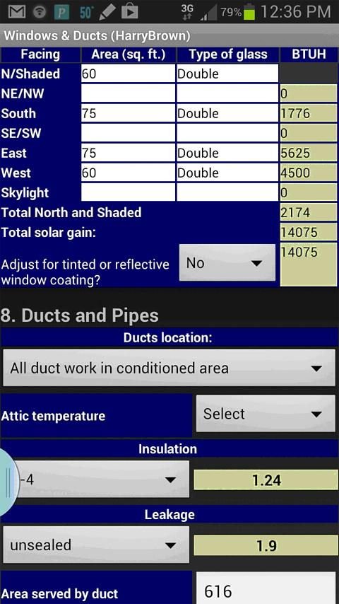 ems hvac load calculator apk download android productivity apps
