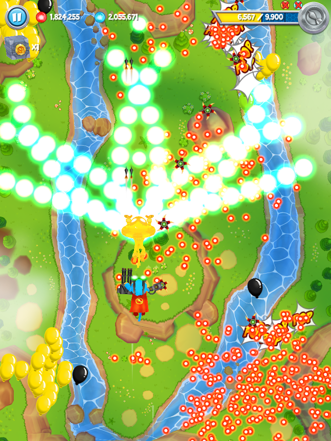 Bloons Supermonkey 2 1 8 1 APK Download - Android Action Games